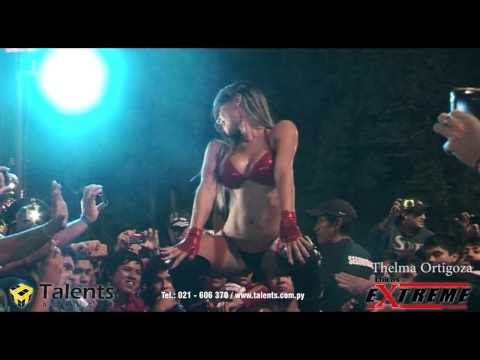 Chicas Extreme Paraguay by Talents_THELMA ORTIGOZA