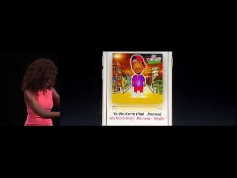 Bozoma Saint John - WWDC 2016 - Merkapt