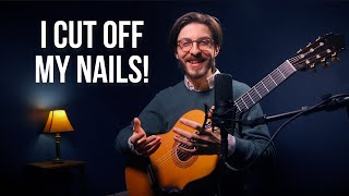 GUITAR TIP: How to play classical guitar without nails