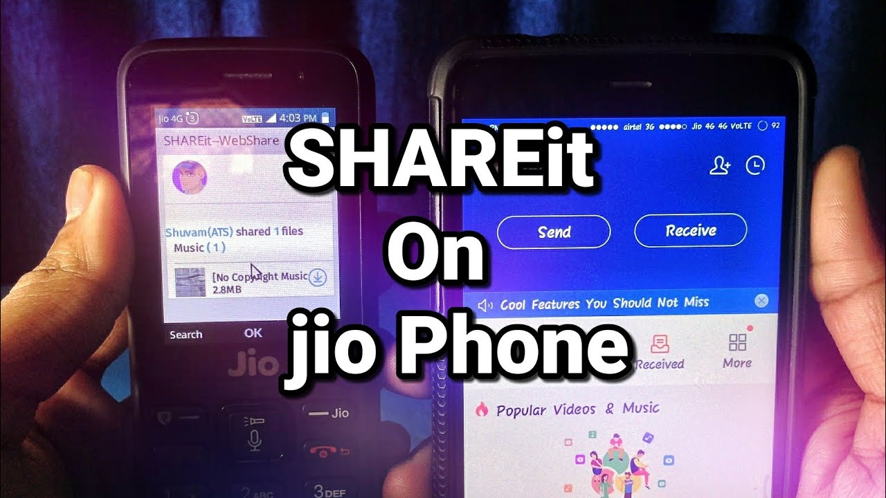 shareit app download in jio phone tamil