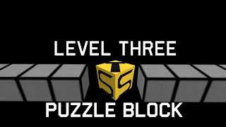 Gambar cover Puzzle Block - Level 3
