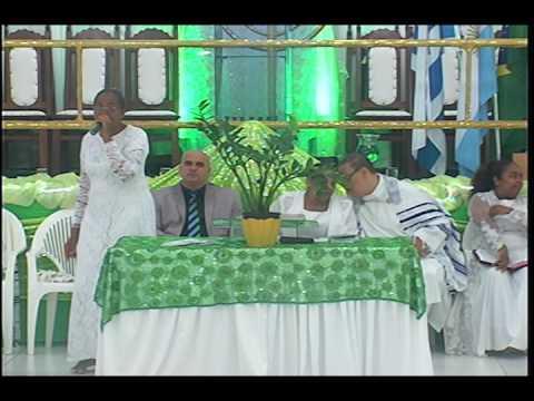 Vigília Igreja Pentecostal El Roí de Feira de santana 15 04 2017