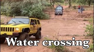 *** WATER CROSSING ***