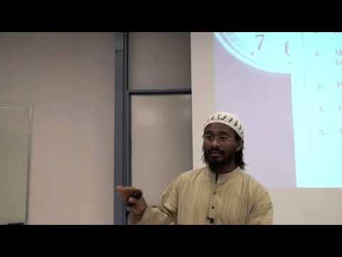 How to give shahada in 10 minutes by Shaikh Kamal al Makki (Part 1 of 8)