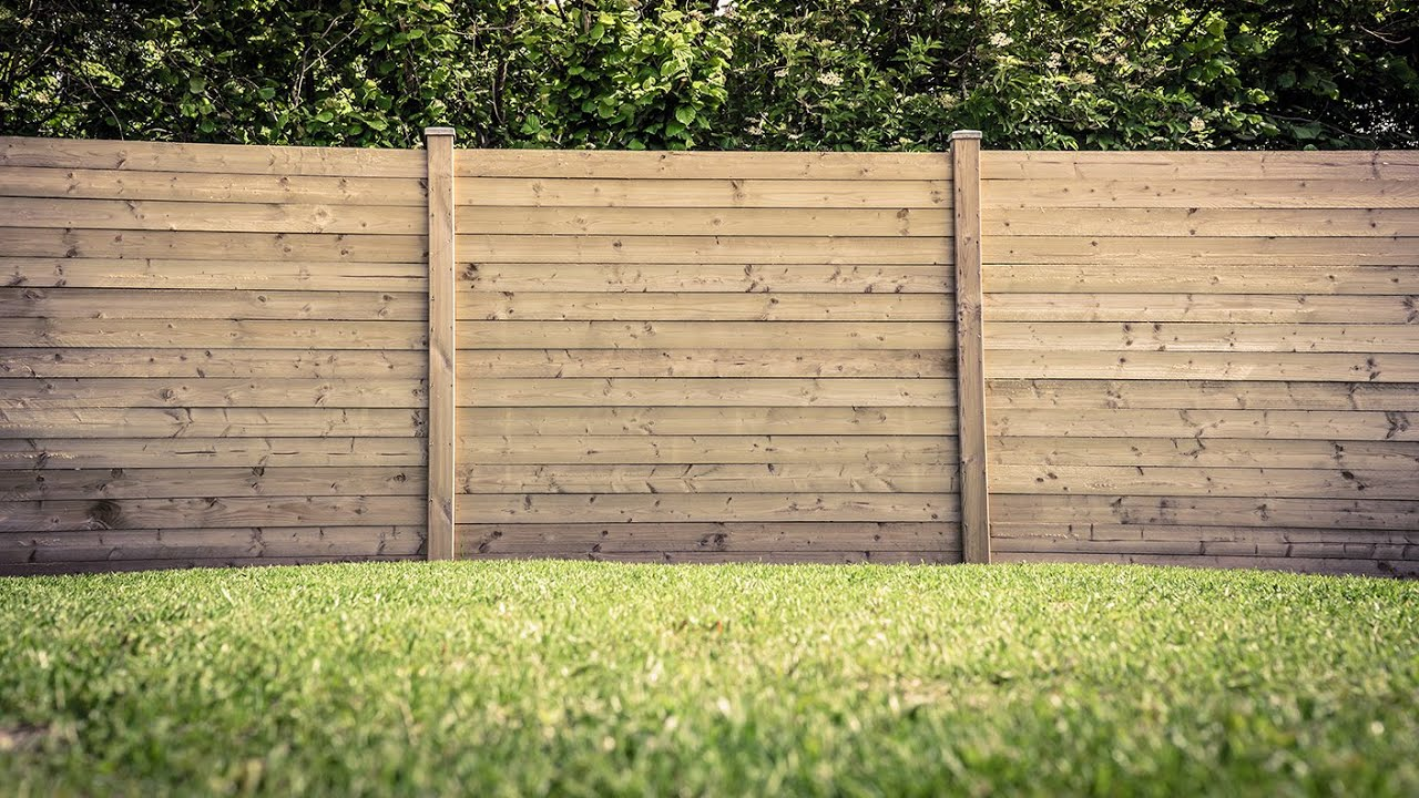 Gartenbegrenzung: Stecksystem statt Hecke - YouTube