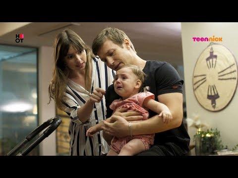 פוראבר: סטיבן התינוק | הרגעים הגדולים | טין ניק