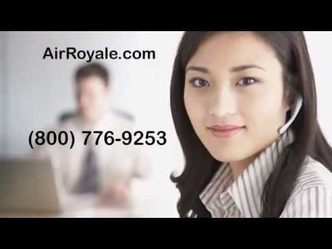 Air Royale International | On-demand Air Charter