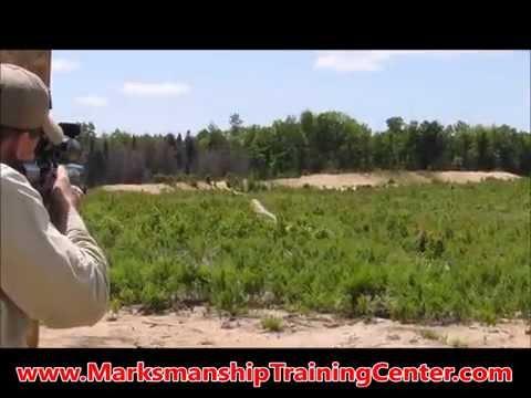 Multiple target engagement w precision rifle (MTC LR3 Advanced Course)