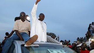 Adama Barrow, the man who ended Jammeh