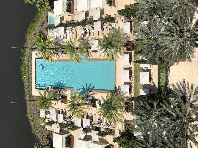 O hotel mais luxuoso de Orlando