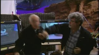 George Lucas Gets In A Fight