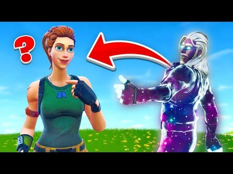 So I played Fortnite with my Stream Sniper...