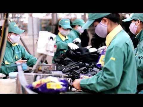 Xăm Lốp Xe đạp, Xe Máy DRC. Xứng Tầm Thương Hiệu Việt