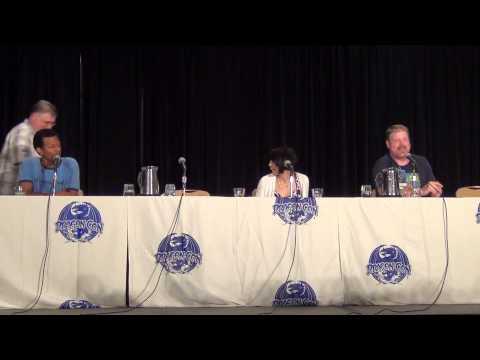 Dragon Con 2013   Futurama Panel - Futurama: From the Woooorld of Tomorrow!