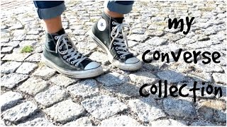 ♥ My Converse Collection ♥ Thumbnail