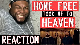 Kane Brown - Heaven (Home Free Cover) | REACTION