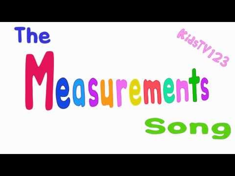 the-measurements-song