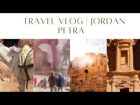 Travel Vlog: Jordan Petra