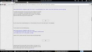 """Easy Hacking (Manual SQL_Injection  ASP/ASPX """"SQL Server"""")"""