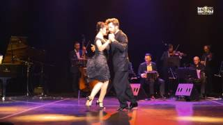 Eşref Tekinalp & Vanessa Gauch +Solo Tango | Buscandote | 9th tanGOTOistanbul | TIM Show Center