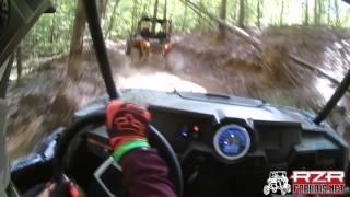 2016 Polaris RZR S 1000 - First Ride - The Chase