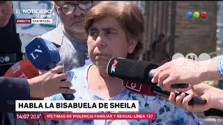 Habla la bisabuela de Sheila - El noticiero de la gente
