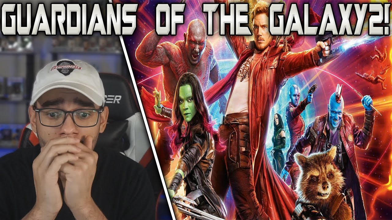 Download Guardians of the Galaxy 2 (2017) Movie Reaction! FIRST TIME WATCHING!