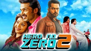 Hero No Zero 2 (All in All Azhagu Raja) Hindi Dubbed Full Movie | Karthi, Kajal Aggarwal, Sanathanam
