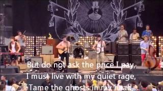 Mumford & Sons - Lover's Eyes (Live from Bonnaroo 2011) Lyrics
