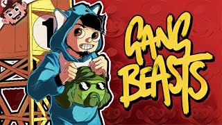 MACHO MAN FATALITY! (Gang Beasts Online - Funny Moments)