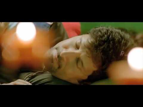 Best romantic scene from 10 endrathukkulla...