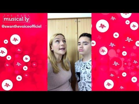 Musical.ly Swan, Néo, Sophie - Elle Me Dit - Mika