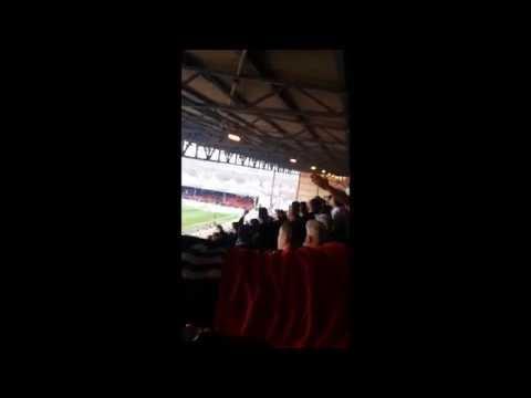 Swindon 0 - 3 MK Dons