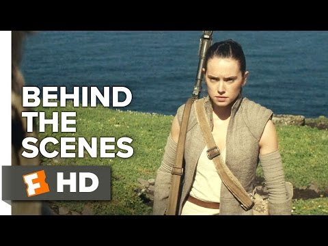 Star Wars Episode VIII Production Announcement 2017   Daisy Ridley Mark Hamill Movie HD