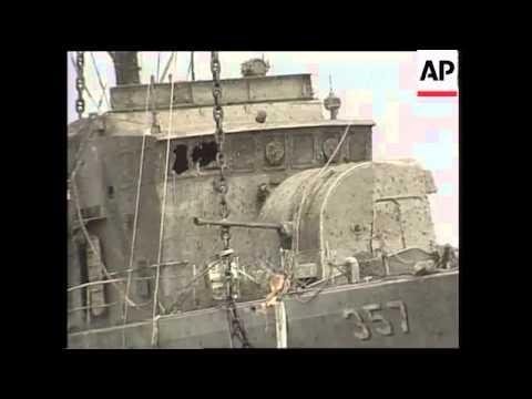 South Korea raises boat lost in clash with North Korea thumbnail