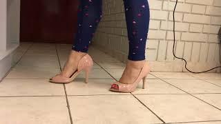 nude sandals 1
