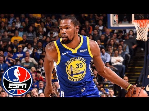 Kevin Durant drops 49, hits clutch shots in Warriors' narrow win vs. Magic | NBA Highlights