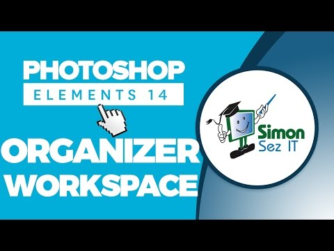 Learning How To Use Adobe Oshop Elements Organizer Work