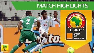 Nigeria - Burkina Faso   CAN Orange 2013   21.01.2013