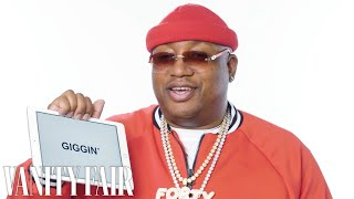 E-40 Teaches You Bay Area Slang | Vanity Fair