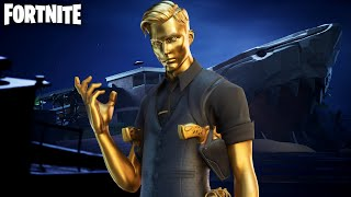 Fortnite Chapter 2 Season 2 Live + Leveling Up To Unlock Fully Gold Midas!