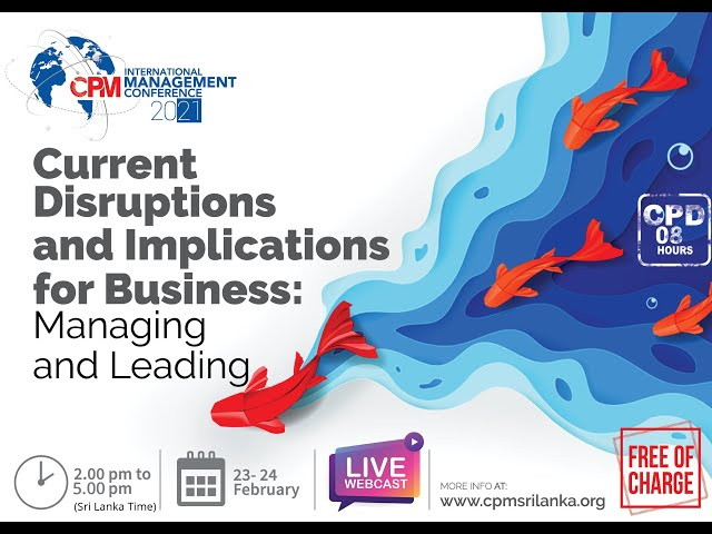 CPM International Management Conference 2021