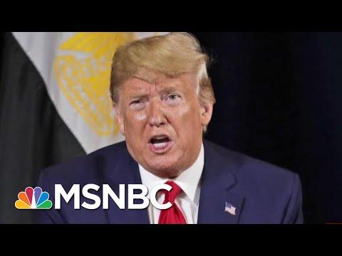 President Donald Trump Shifts Explanation For Withholding Ukraine Aid | Morning Joe | MSNBC