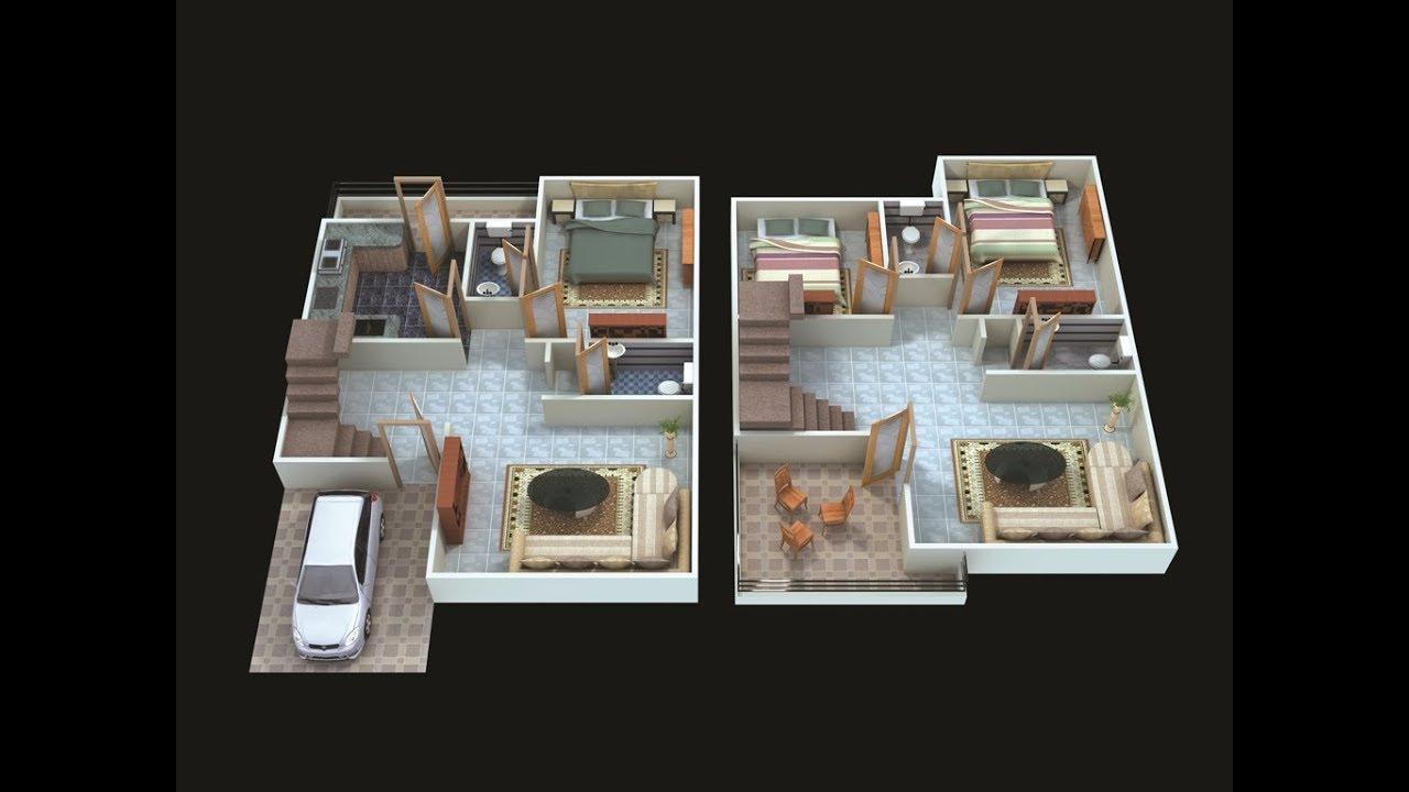 25x35 House Plan