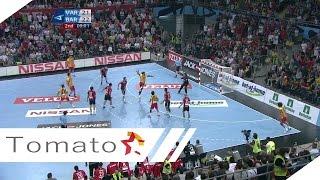 EHF Champions League 2013/14 Matchday 1 Vardar - Barcelona 21 09 2013