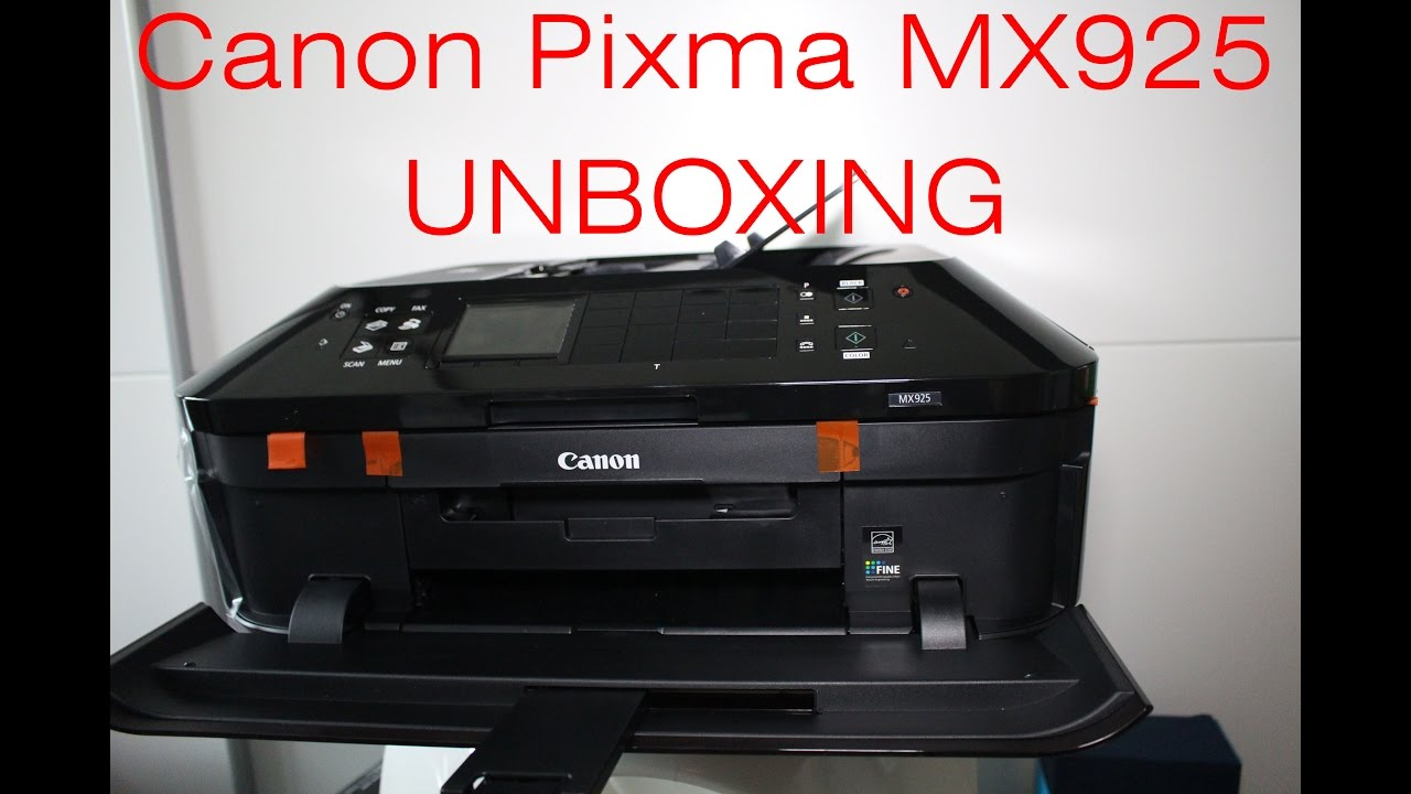 Canon Pixma MX920 Scanner Software | Cannon Drivers