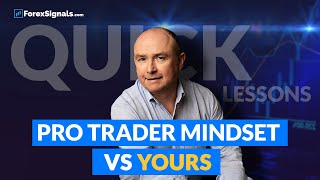 This will CHANGE your Forex game. Think like the pros.
