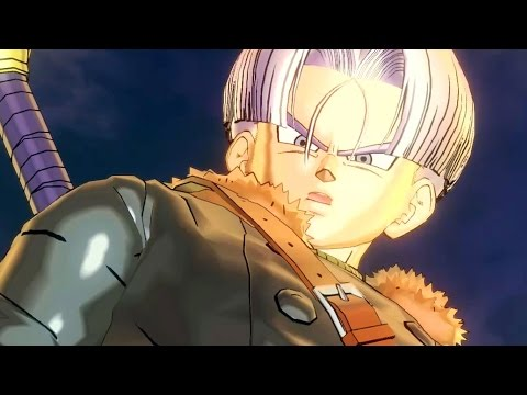 TRUNKS VIOLATES TIME PATROL RULES - Dragon Ball Xenoverse 2 Part 67 | Pungence