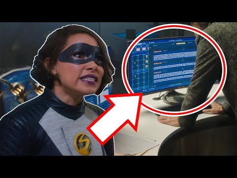 Reverse Flash Messages From Nora REVEALED! What's Going On? - The Flash Season 5