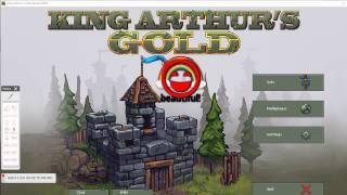 King Arthurs Gold (KAG) Gameplay